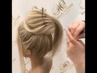 Видео, как собрать текстурный пучок