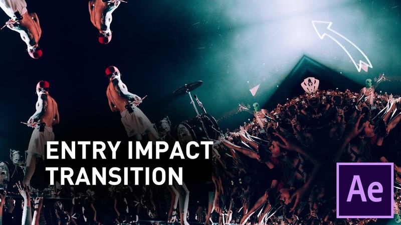 After Effects Tutorial: Entry Impact Music Video Transition