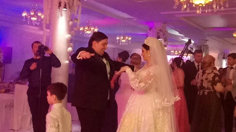 Цыганская свадьба Алексея и Арнелы г Ростов