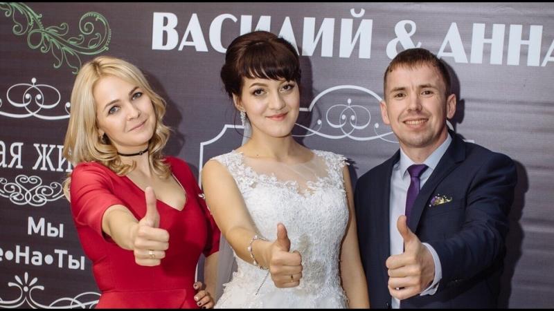 22.04.2017/Интервью с гостями/ Свадьба Анюты и Василия