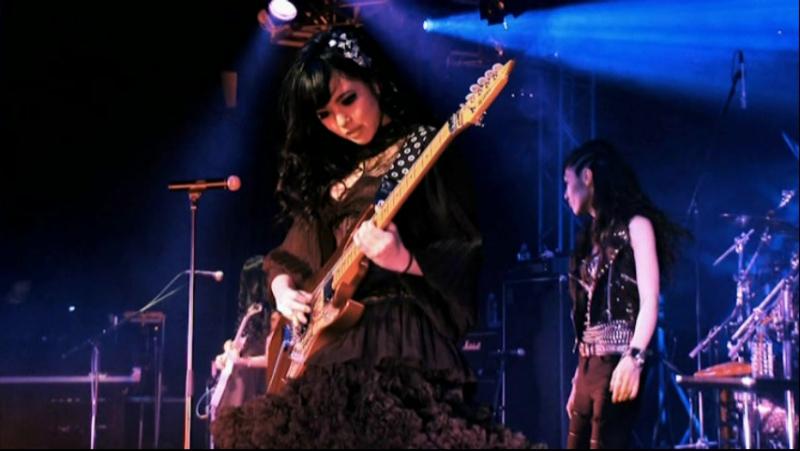 Mary's Blood - Campanula(live)