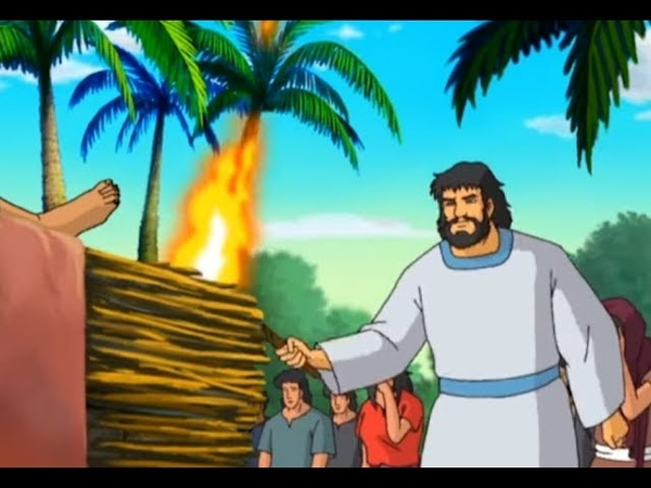 DEBORAH AND GIDEON - The Old Testament ep. 23 - EN