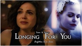 Emma &amp Regina Longing for you (I Don't Wanna Live Forever) Swan Queen Fanfiction