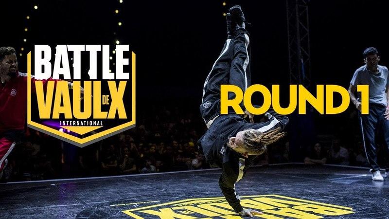 Killa Rockers VS Street Elements | Round 1 | Battle De Vaulx International