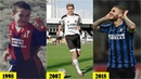 Mauro Icardi Transformation From 5 to 25 Years Old HD