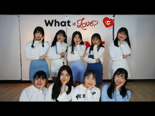 [창원TNS] TWICE(트와이스)-What is Love(왓 이즈 러브)안무(Dance Cover)
