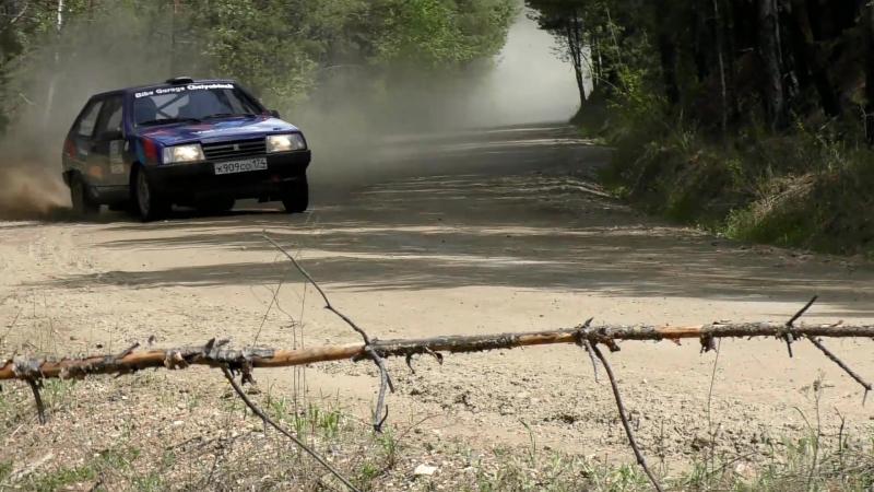 3й этап RSC по ралли-спринту Артёмов А. Уманец П.
