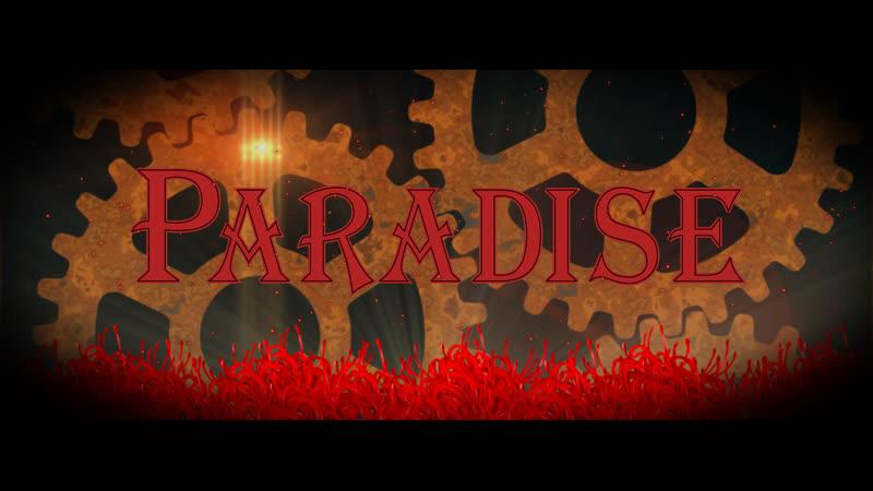 【АЛЮМИНИЕВЫЙ ДОЖДЬ】Cupressus x his_demons - Paradise {RUS}