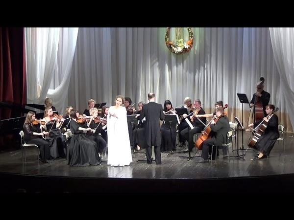Casta Diva Norma- Vincenzo Bellini, Aliona Smirnova