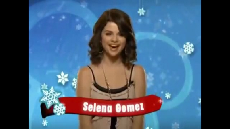 Wizards of Waverly Place Cast Wish You a Happy Holidays