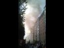 пожар в Юбилейном московской облости