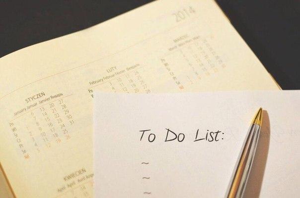 «Календарь намного эффективнее списка дел»Блогер и предприниматель