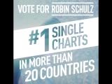 Vote for Robin Schulz!