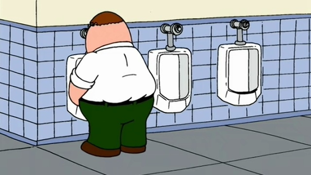 Family Guy | Гриффины (2 Сезон, 12 Серия) - 15 Минут позора (Ren-TV)