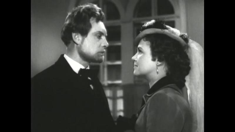 «Таланты и поклонники» (1955) - драма, реж. Андрей Апсолон, Борис Дмоховский