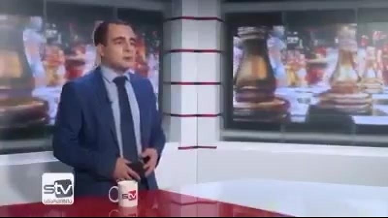 Путинских пропагандонов с криками Россия - оккупант! гонят из Грузии.
