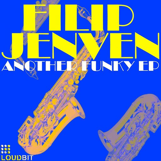 Filip Jenven альбом Another Funky EP