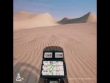 Dakar 18 gameplay Exclusive video (motorcycle gameplay)