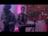 Живое исполнение песни Dusk Till Dawn (ZAYN SIA)-LIVE session with THE FOUR!