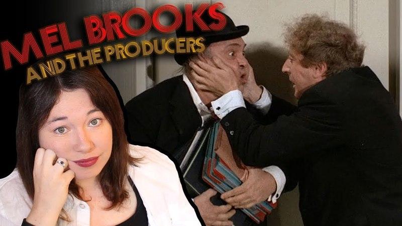 Мел Брукс Продюсеры и этика сатиры касающейся н@цистов смотреть онлайн без регистрации