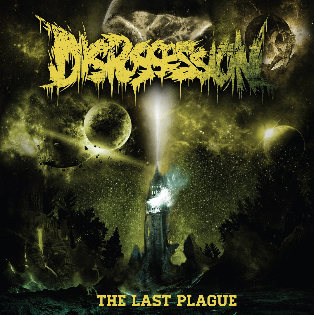 Dispossession - The Last Plague [EP] (2018)