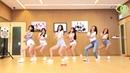 베리굿(Berry Good) - 풋사과 안무영상(Green Apple Dance practice)