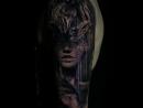 Идеи татуировок Jak Connolly (Inst: @jakconnollyart)