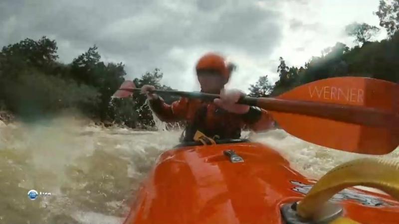 Экстремальное путешествие по реке со Стивом Бекшеллом 1 серия Steve Backshalls Extreme River Challenge (2016)