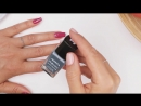 INSTASTYLE COLLECTION PHENOM THiCK TOPCOAT BEAUTiFUL EASY NAiL ART