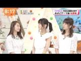 めざましどようび 2018-05-05 #Nogizaka46 #SakuraiReika #Sakurai_Reika #IkutaErika #Ikuta_Erika #EtoMisa #Eto_Misa