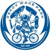 Логотип Pskov Wake Park