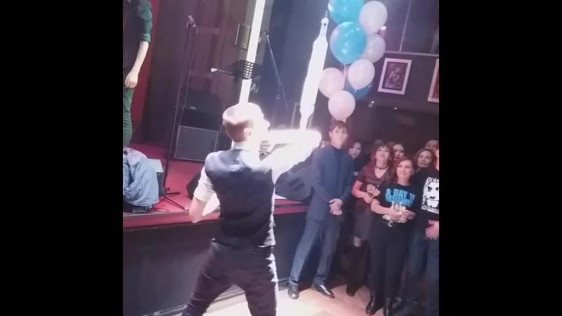 2018 новогодний корпоротив
