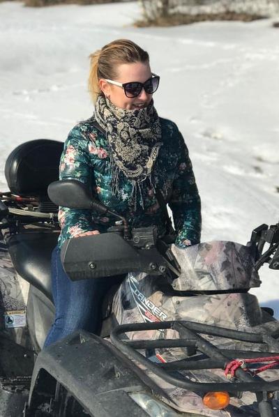Настена Дробикова