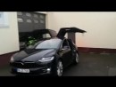 Tesla dancing