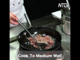 Эта перемешайте жареная говядина такая нежная и вкуса