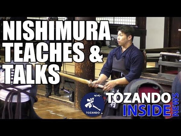 Rensei Taikai 2 - Nishimura Teaches Talks - Tozando Inside News 16