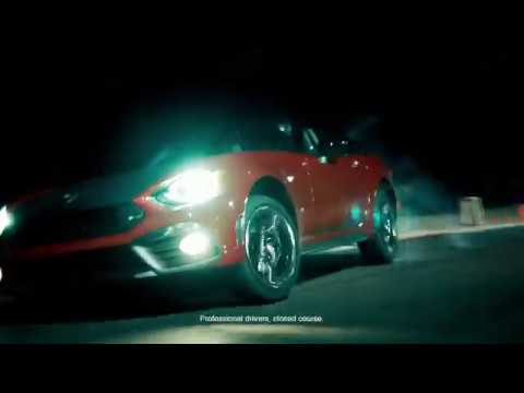 Duel of the Scorpions FIAT 124 Spider Abarth and FIAT 500 Abarth