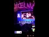 фанкам 180520 TWICE о Stray Kids, пришедших на их концерт