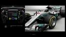 GT SPORT - Mercedes-AMG F1 W08 EQ Power 2017 - Nürburgring Nordschleife - Time Attack - Setup