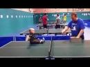Юный теннисист