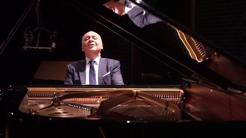 Boris Bloch Klavier Recital