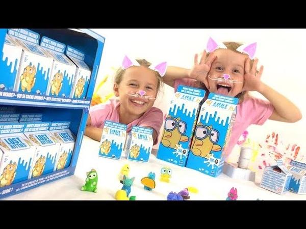 LOST KITTIES Toy Ксюша Алиса и Потерянные котята от Хасбро! Видео для детей! Конкурс! Лост Китис!