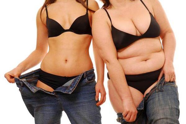 как потерять вес