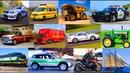 Мультики Машинки для Малышей Звуки Машин Изучаем Транспорт Спецтехника Развивающие Мультфильмы