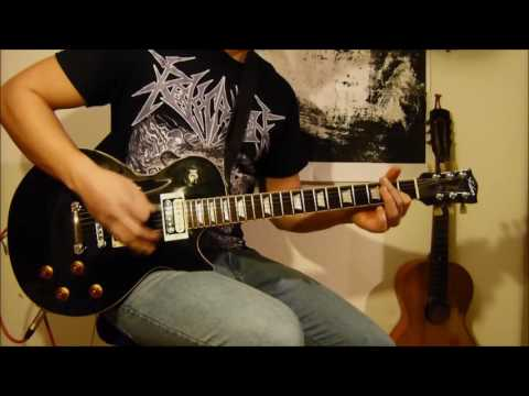Kreator - Impossible Brutality (GUITAR COVER)