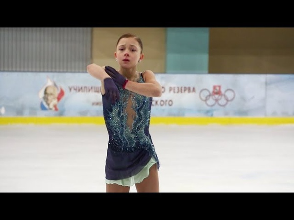 Софья Самоделкина, ПП (Sofia Samodelkina, FS), 1сп, Призы магазина Фигурист 2018