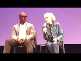 Claire Denis talks about how the space prison affected decisions made by Robert Pattinsons charact