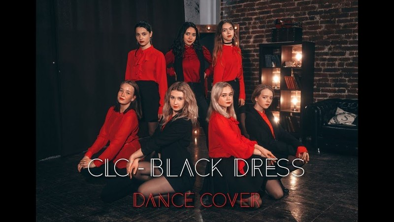 CLC (씨엘씨) - BLACK DRESS |Dance cover by Y.O.N|