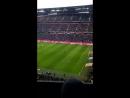 Фанаты поют Бавария Вердер 42