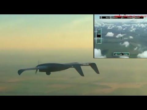 Дальность полета - 2500 км - Украинские инженеры завершили испытания разведывательного БПЛА